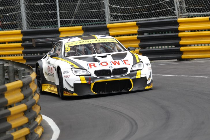 Rowe Racing FIA GT World Cup 2016
