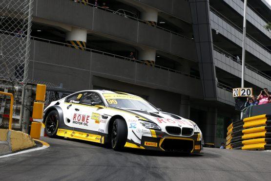 Rowe Racing FIA GT World Cup 2017