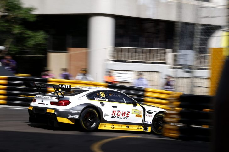 Rowe Racing FIA GT World cup 2017