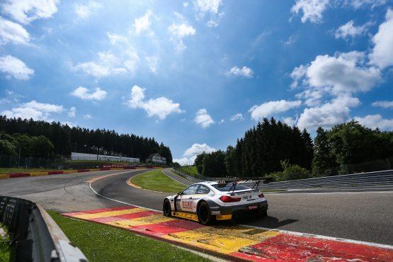 Rowe Racing 24h Spa Test 17