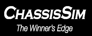 ChassisSim - The Winner's Edge