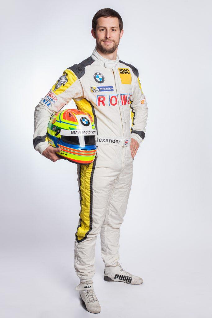 Alexander Sims 1. VLN Lauf 2017, Nürburgring-Nordschleife