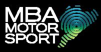 Logo MBA Motor Sport