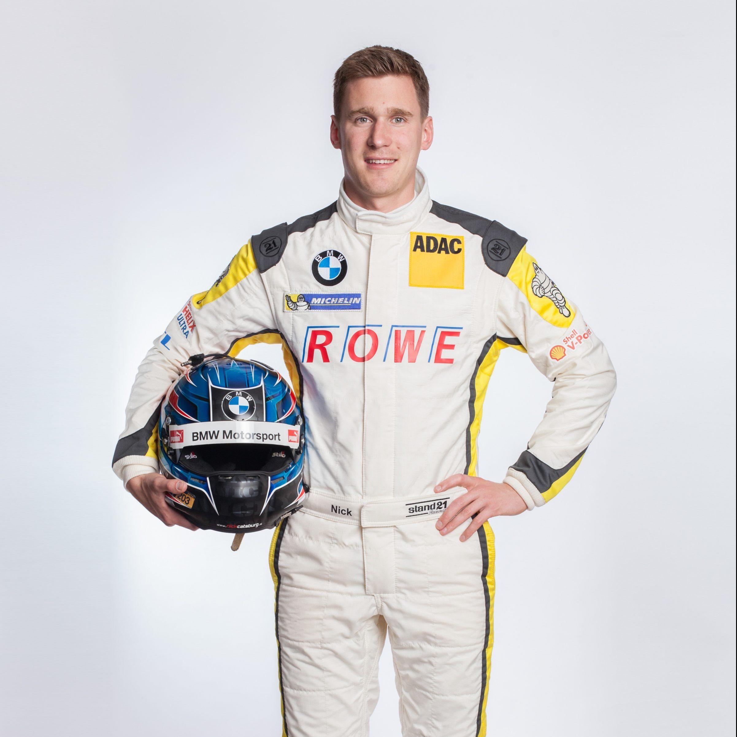 Nicky Catsburg 1. VLN Lauf 2017, Nürburgring-Nordschleife