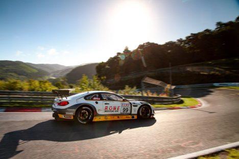 Rowe Racing 5. VLN Lauf 2017 Nürburgring-Nordschleife