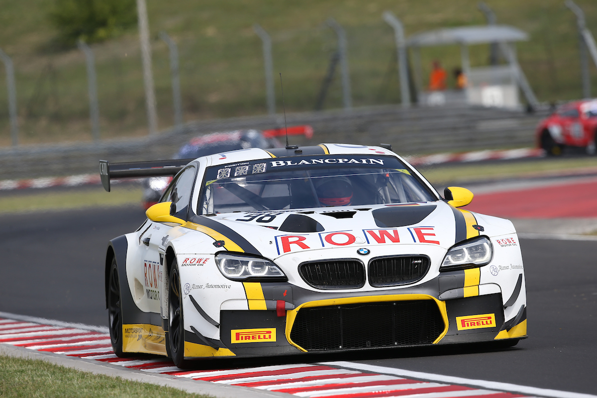 Rowe Racing MOTORSPORT : BLANCPAIN GT SERIES SPRINT CUP - HUNGARORING (HUN) ROUND 8 08/24-27/2017